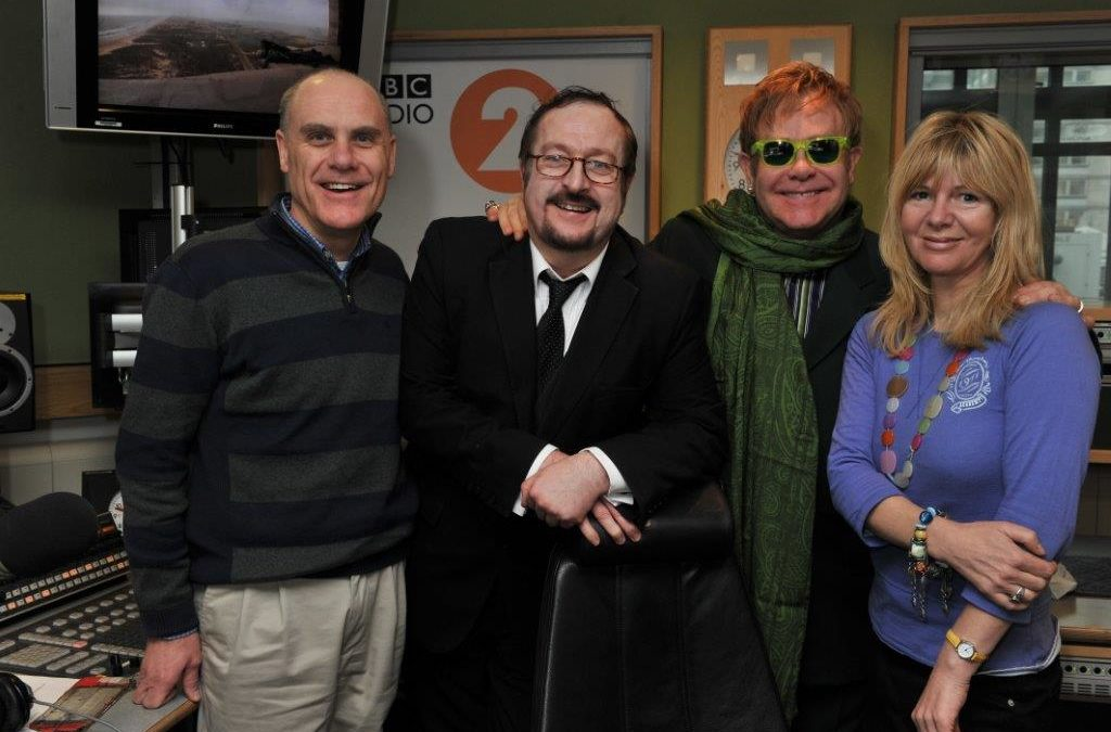 With a little help from Elton