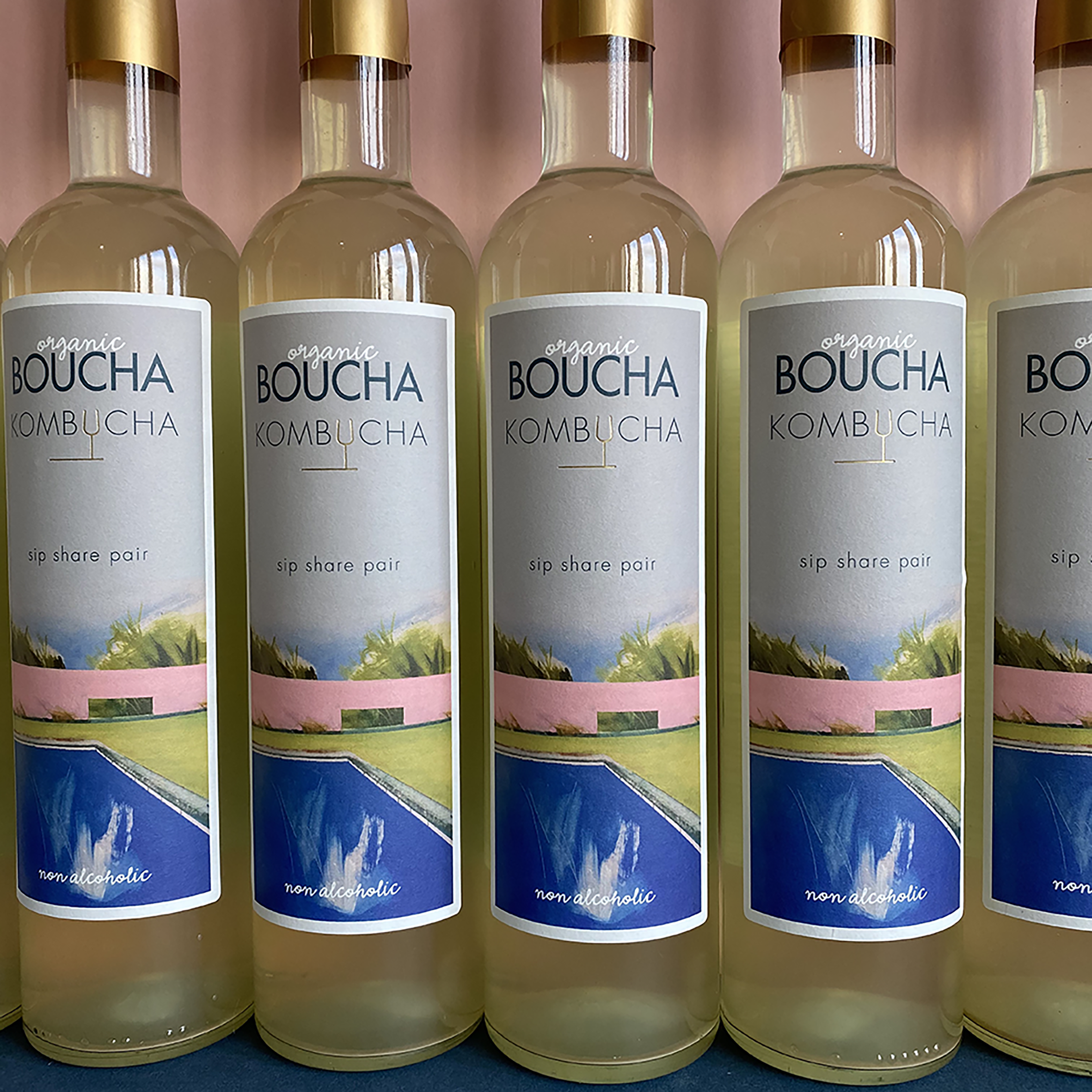 Win a case of Boucha