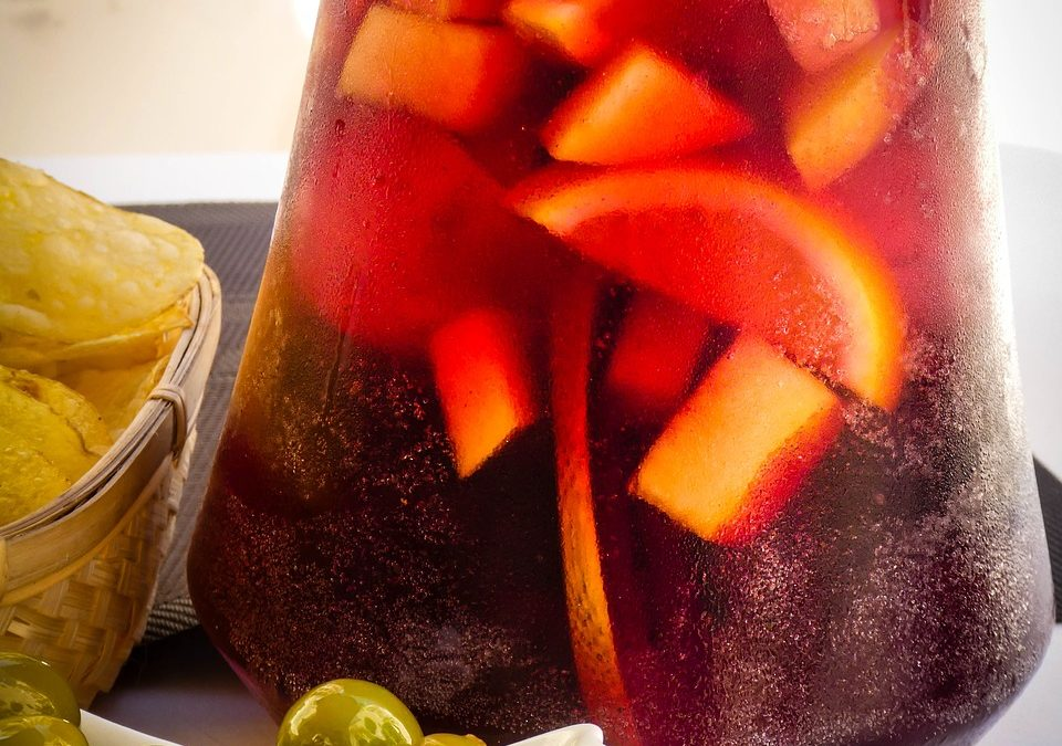 Cheer up with a fab mocktail