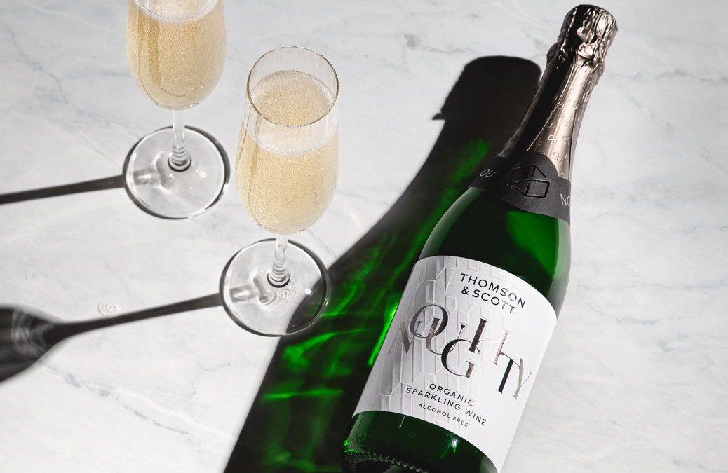 Win a case of Noughty AF sparkling chardonnay