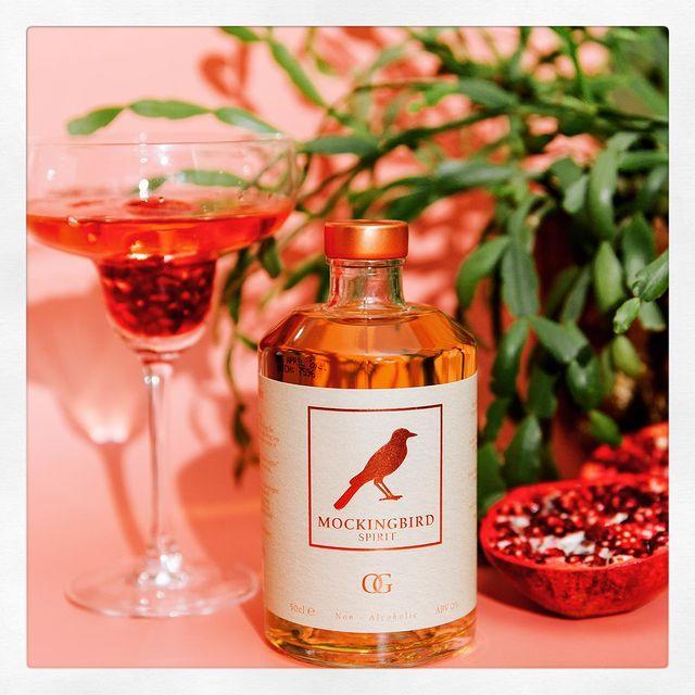 Win A Bottle Of Mockingbird Spirit – Alcohol Free Tequila Alternative – Worth £22.99