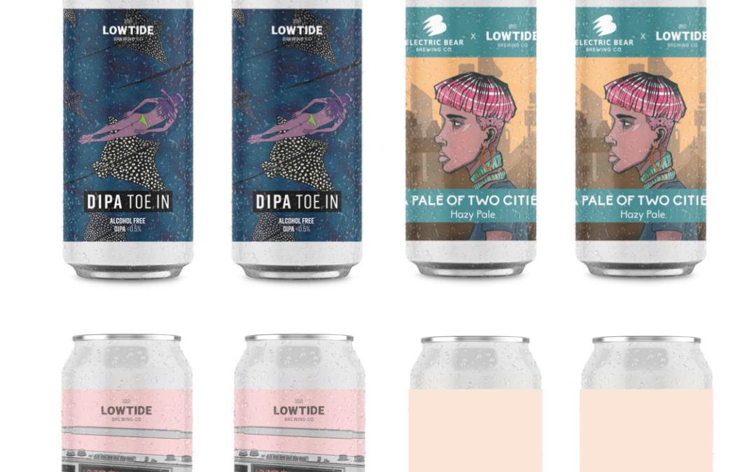 Win a mixed sample pack from Lowtide Brewing Co