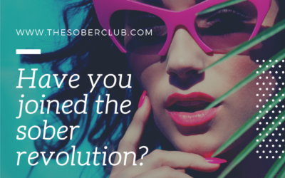 The Sober Club is 2 years old…What's the story?